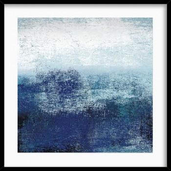 Quadro Endless blue por Sheila Amerssonis