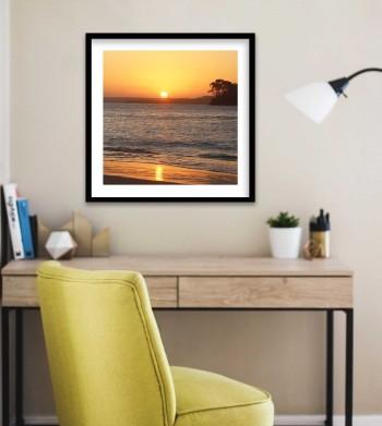 Quadro Beautiful Sunset de We Studio