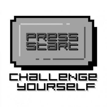 Gravura Challenge Yourself de Enrique Rodriquez Jr.