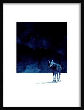 Quadro Im Going Back de Robert Farkas