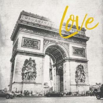 Paris Arch Yellow de Jace Grey