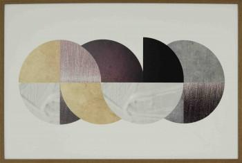 Circle Composition 2 | 55x82