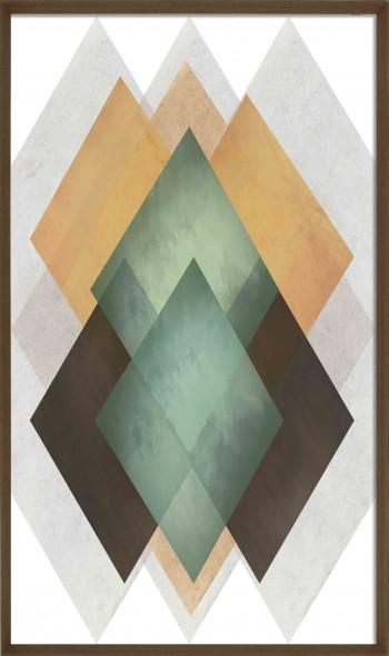 Diamond Composition 2 | 73x123