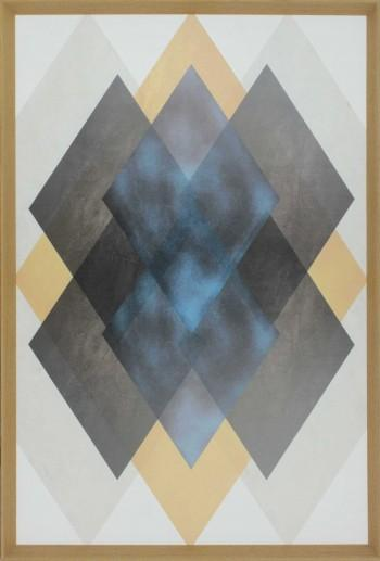 Diamond Composition 4 | 63X93