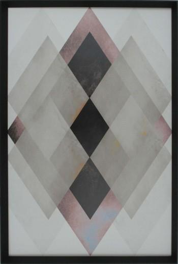 Diamond Composition 5 | 63X93