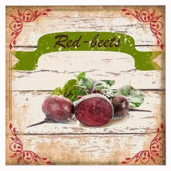 RED-BEETS  22X22