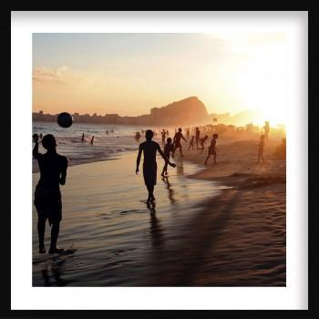Quadro Soccer and Beach
