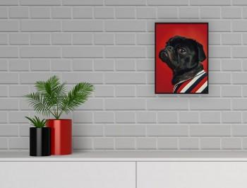 Quadro Stylish Bulldog II