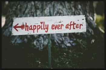 Quadro Happily Ever After