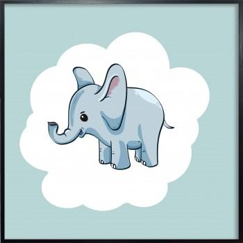 Quadro Little Elephant