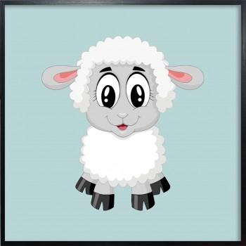 Quadro Little Sheep