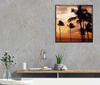 Quadro Sunset at the Beach III