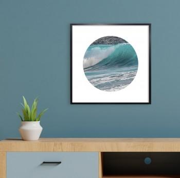 Quadro The Wave II