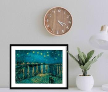 Quadro The Starry Night de Vicent Van Gogh
